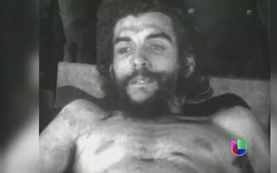 Salen a la luz pública fotos inéditas de la guerrilla que dirigía Ernest...