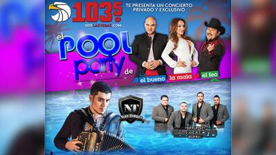Pool Party de la 103.5