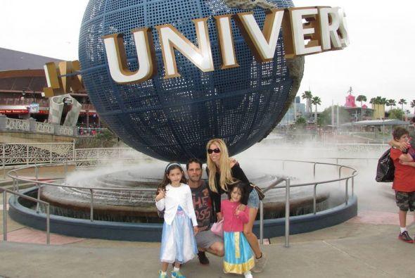 Nuestra querida Roxy pasó unas vacaciones espectaculares con su esposo e...