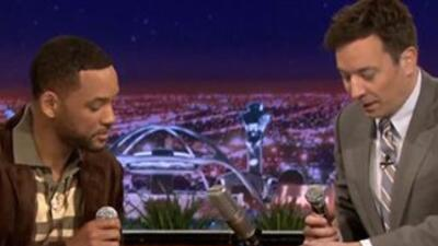 Will Smith Jimmy Fallon Beat Box