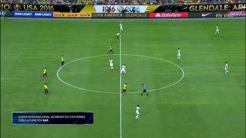 Highlights: Perú at Ecuador on June 8, 2016