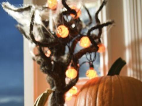 Halloween llega a casa. Para entrar en sintonía con la Noche de B...