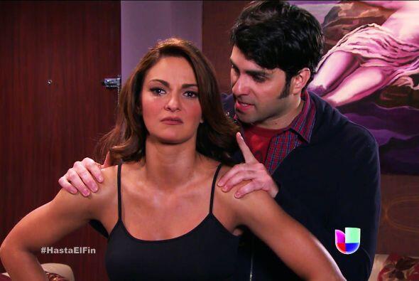 No te enojes Silvana, ya sabes cómo es Patricio. Está obsesionado con So...