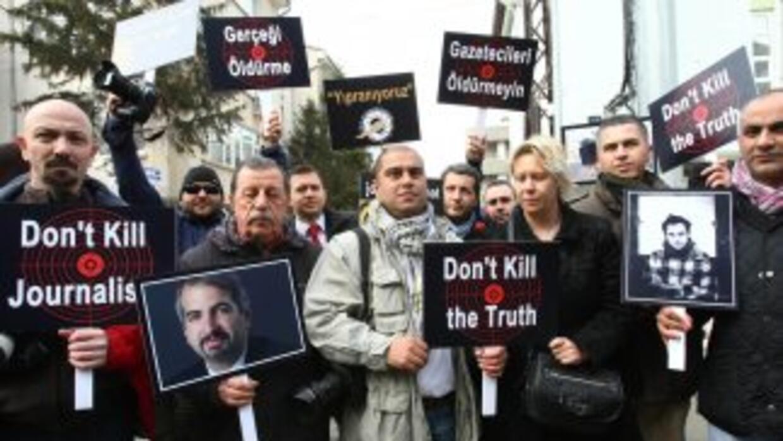 En Oriente Medio, durante los seis primeros meses del año murieron asesi...