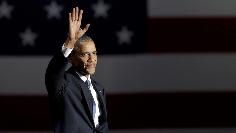 Obama hace un llamado a proteger la democracia en su último discurso sem...