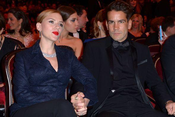 ¡Scarlett Johansson también se convertirá en madre por primera vez!  Aqu...
