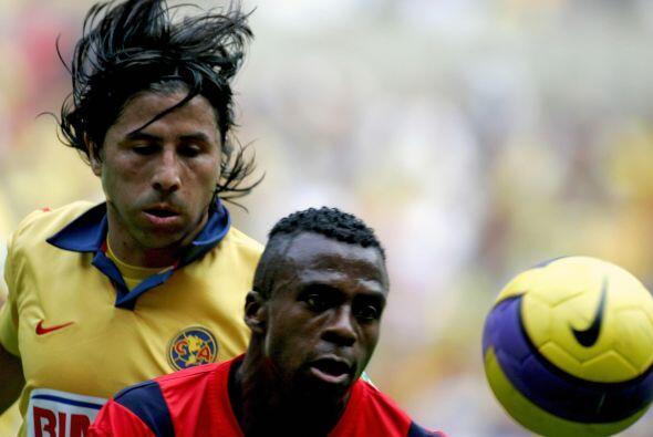 Pero fue su destacada participación en la Copa Libertadores del 2...