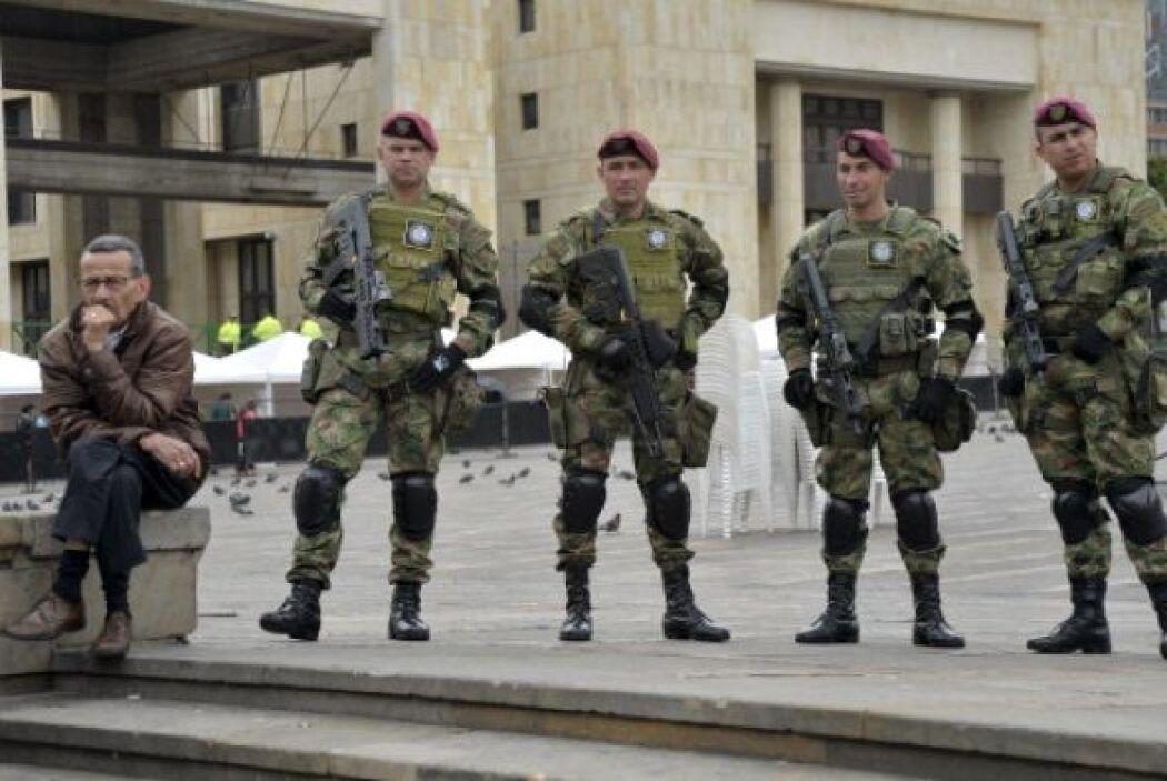 Según Pinzón, la tranquilidad que reinó en las elecciones legislativas d...