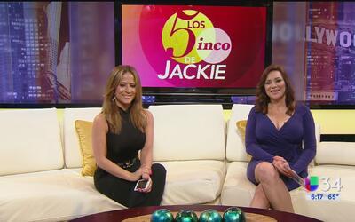 Los 5inco de Jackie: cómo superar el despecho