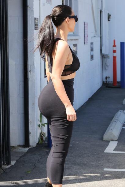 En cambio, los encantos de Kim van a la baja. Quizás sea por la gravedad...