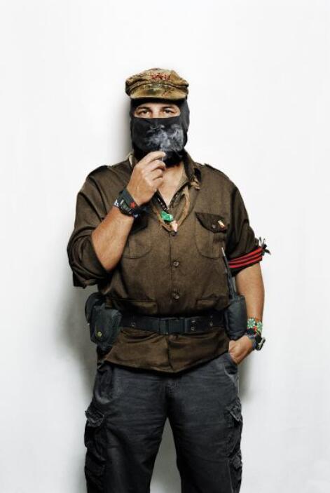En una larga misiva de nueve páginas, el jefe del Ejército Zapatista de...