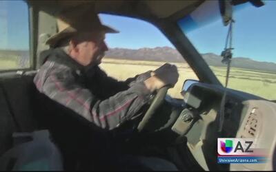 Rancheros piden más patrulleros en la frontera en lugar de un nuevo muro
