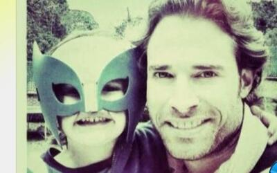 Sebastián Rulli nos cuenta cómo pasa tiempo de calidad con su hijo Santiago