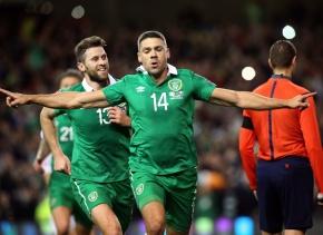 República de Irlanda clasificó a la Euro