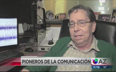 Luis Trujillo la voz consentida de la radio
