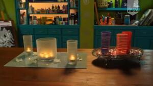Transforma tus vasos en portavelas - Casa Linda