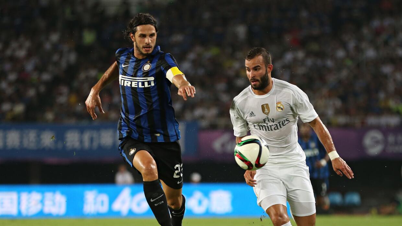 Real Madrid golea al Inter de Milán