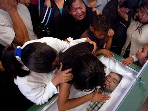 La violencia relacionada con las drogas en Ciudad Juárez, la m&aa...