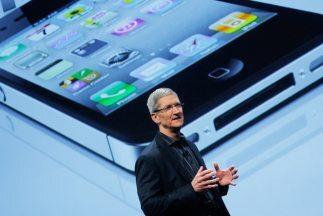 Tim Cook presentará mañana el iPhone 5.