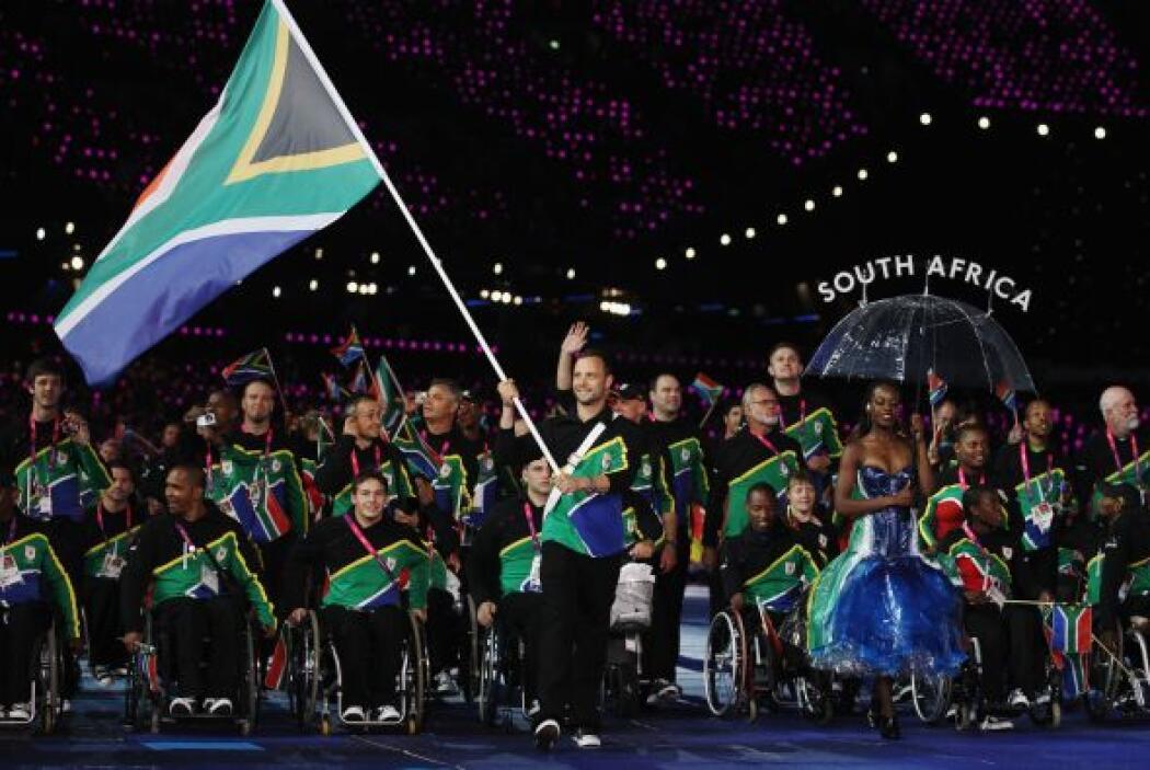 En los Juegos Paralímpicos, que se celebraron en el mismo escenario lond...