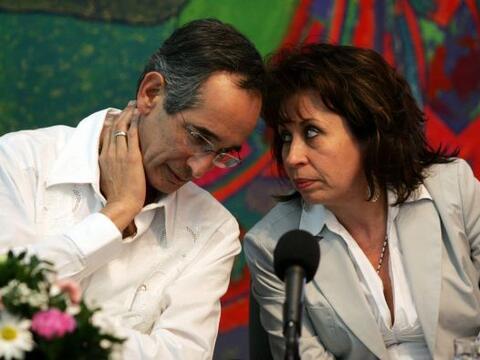 El presidente de Guatemala, Álvaro Colom, afirmó que la decisión de divo...