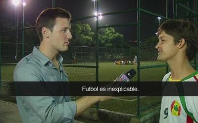Brasil Adentro: Este joven nunca está cansado para el futbol