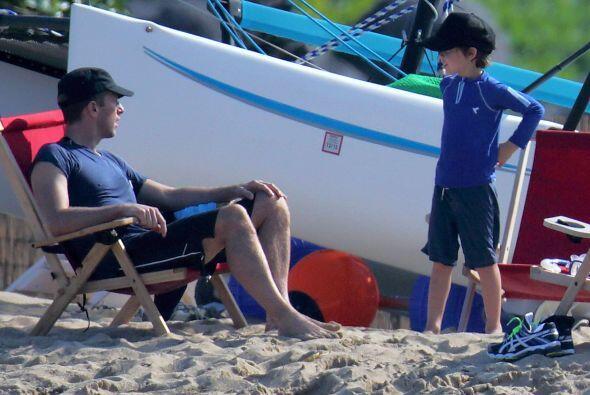 Estas son las fotos de sus últimas vacaciones Mira aquí los videos más c...