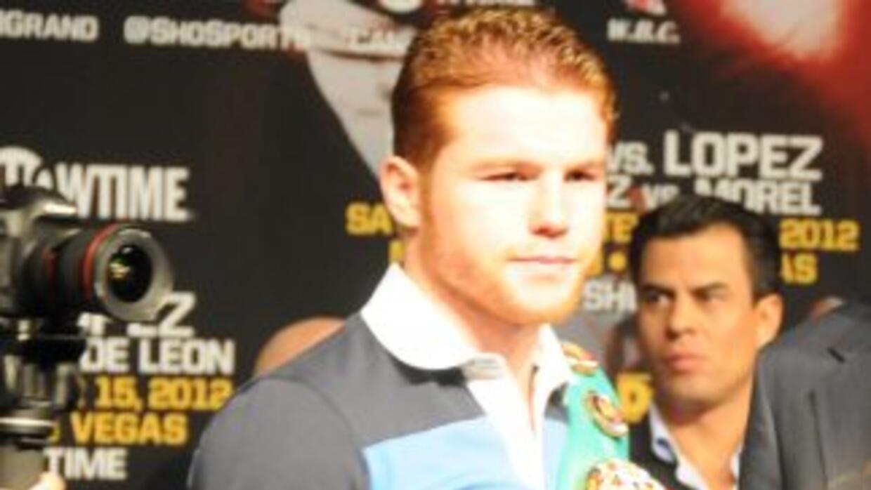 Saúl 'Canelo' Alvarez