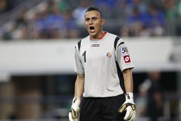 La escuadra costarricense vive un buen momento en la eliminatoria mundia...