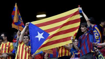 Barcelona insultos himno