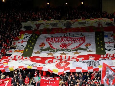 Liverpool reicibió la visita del Manchester United con un estadio...