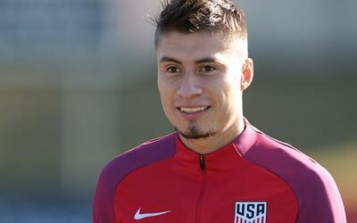 Jorge 'Sueño' Villafaña selección Estados Unidos