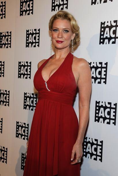 Muy bella y formal en los ACE Eddie Awards, en febrero de 2012. Mira aqu...