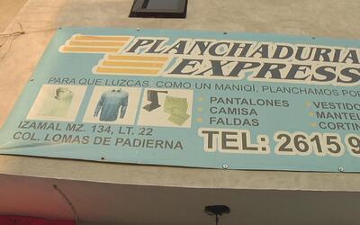 La tintorería donde una joven mexicana pasó 5 años como esclava