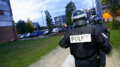 La policía francesa investiga qué hacían las personas en el interior del...