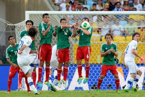 No obstante, la Selección Mexicana cambió el chip y se presentó en Brasi...