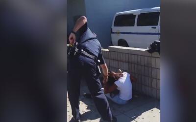 Nuevo altercado entre policía y hombre de raza negra en Sacramento