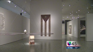 Arte latinoamericano en museo de Houston