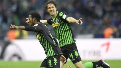 Un gol del senegalés Ibrahima Traore a cinco minutos del final proporcio...
