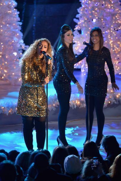 Aunque no fue la única, Mariah encabezó la larga lista de...
