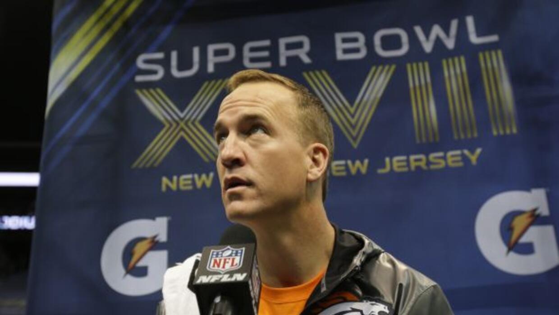 Para la mayoría de los participantes del Pro Bowl, Peyton Manning es el...