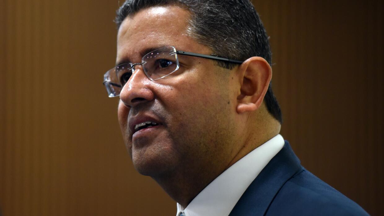 Francisco Flores, ex presidente de El Salvador.