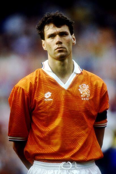 El goleador quedó con cara de enojo y Holanda no accedió a la final.
