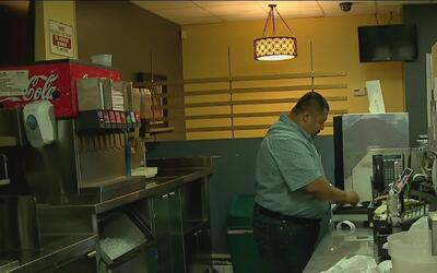 Cierre de restaurantes en el Área de la Bahía podrían estar relacionados...