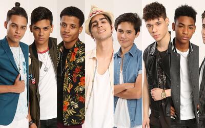 ¿Quién es tu chico favorito?