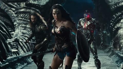 Justice League - Trailer