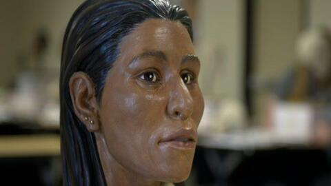 Con restos de sus cadáveres, científicos reconstruyen los rostros de inm...