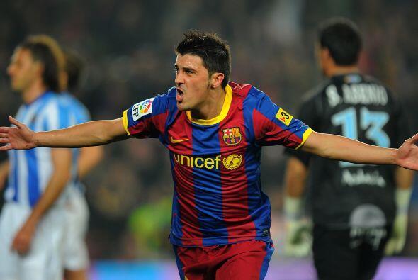 Villa puso cifras definitivas de 4-1, pero esa no era la única al...