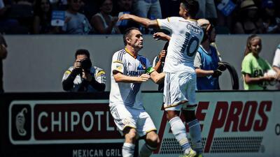 LA Galaxy va por más y la frustración de David Villa