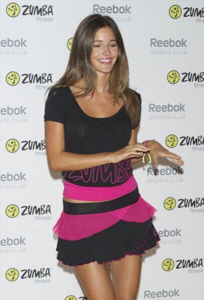 La hermosa novia del futbolista Carles Puyol, Malena Costa, está...